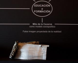 Imanol Marrodán. Armas silenciosas para guerras tranquilas — Cortesía del Museo Oteiza