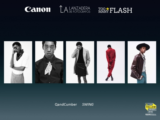 Qandcumber, Swing [1º Premio categoría de fotografía de moda] — Cortesía de Too Many Flash