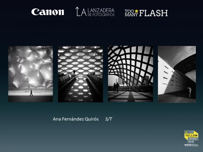 Ana Hernández Quirós, s/t  [1º Premio categoría fotografía de arquitectura] — Cortesía de Too Many Flash