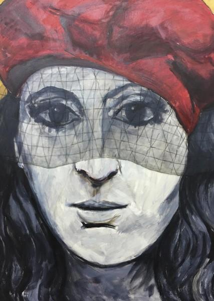 Pilar R. Arturo, Mirada en rojo