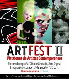 ART FEST II
