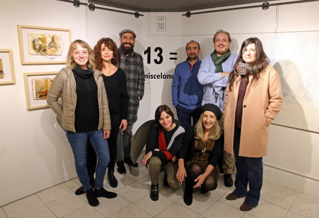Foto Faro de Vigo | Ir al evento: '13 = miscelánea'. Exposición de Escultura, Fotografía, Pintura en Soho de Vigo / Vigo, Pontevedra, España