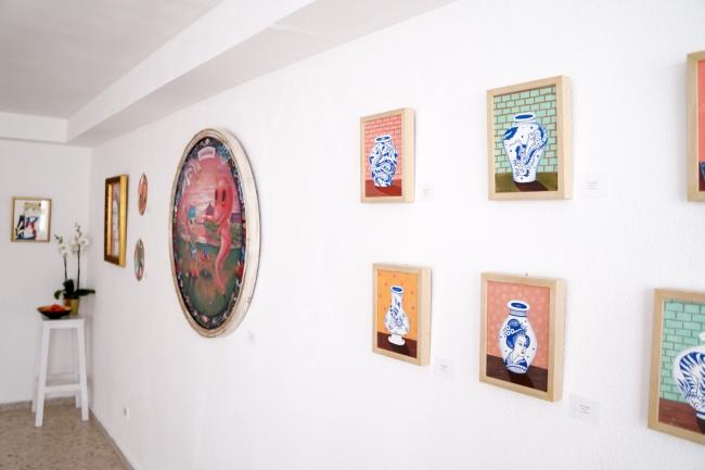 de lo oriental | Ir al evento: 'De lo Oriental'. Exposición de Escultura, Fotografía, Pintura en Galería Zunino / Sevilla, España