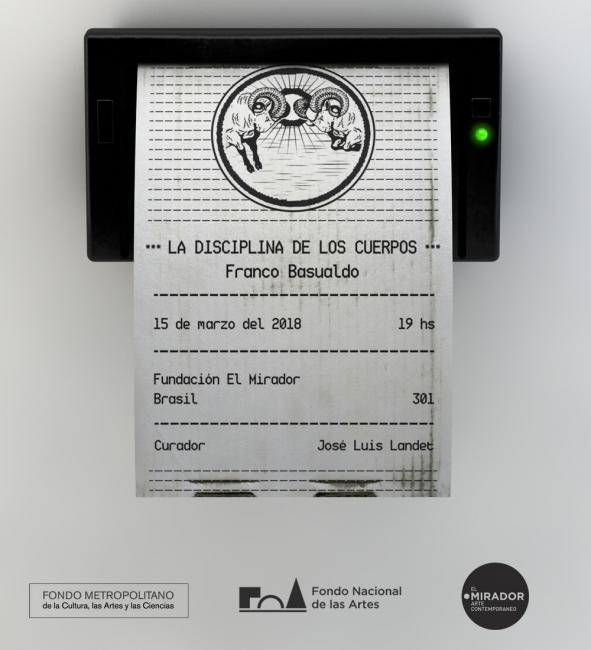 LA DISCIPLINA DE LOS CUERPOS. Imagen cortesía Mirador Galería de Arte Contemporáneo