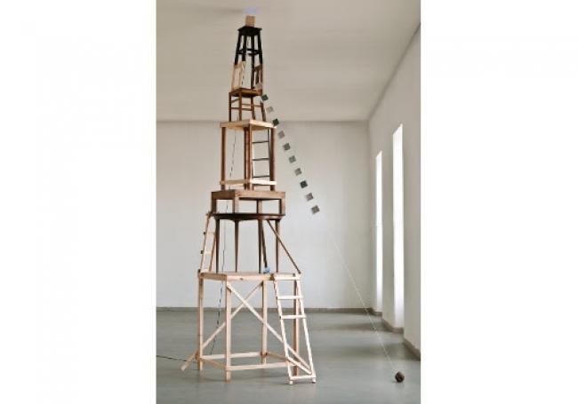 GERMINAL O NÚCLEO CABRITA REIS NA COLEÇÃO DE ARTE FUNDAÇÃO EDP. Imagen cortesía 3+1 Arte Contemporânea