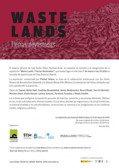 Waste Lands / Tierras devastadas