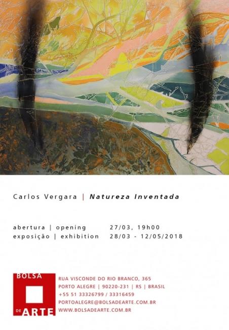 NATUREZA INVENTADA. Imagen cortesía Bolsa de Arte de Porto Alegre