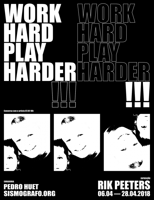 Rik Peeters, Work hard, play harder!!!