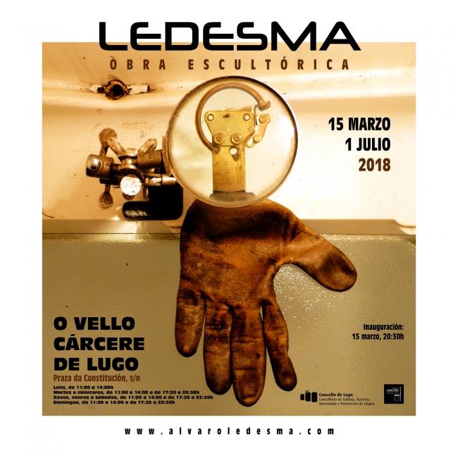 Ledesma - O Vello Cárcere de Lugo