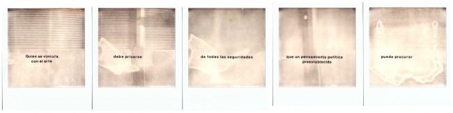 Iván Candeo, La exigencia politica — Cortesía de la Galería Carmen Araujo Arte