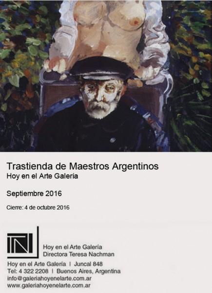 Trastienda de Maestros Argentinos