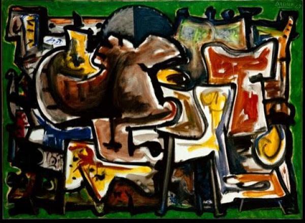 LAXEIRO EN TRES TEMPOS | Ir al evento: 'Laxeiro en tres tempos'. Exposición de Artes gráficas, Pintura en Fundación Exponav / Ferrol, A Coruña, España