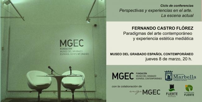 Paradigmas del arte contemporáneo y experiencia estética mediática