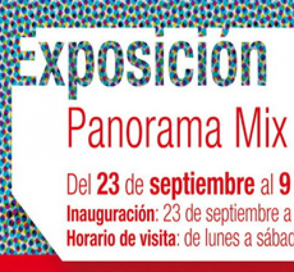PANORAMA MIX -ARTE INTERNACIONAL CONTEMPORANEO