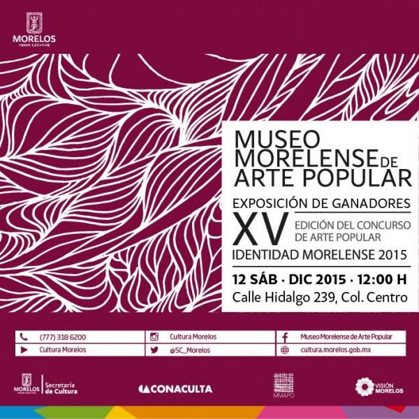 XV Edición del Concurso de Arte Popular Morelense