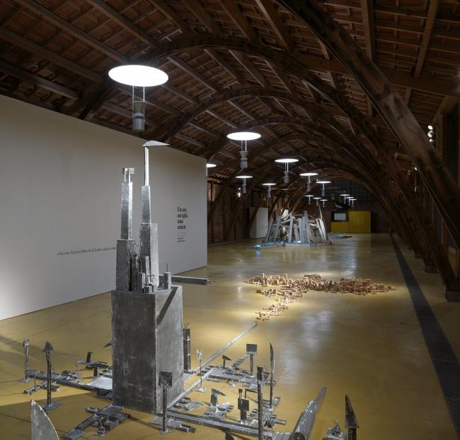 Miquel Navarro – Cortesía de la Nau Gaudí