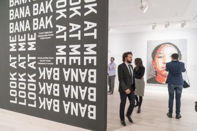"""¡Mírame!: Retratos y otras ficciones en la Colección """"la Caixa"""" de Arte Contemporáneo – Cortesía de la Obra Social """"la Caixa"""""""
