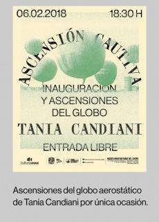 ASCENSIÓN CAUTIVA. Imagen cortesía Museo Universitario del Chopo