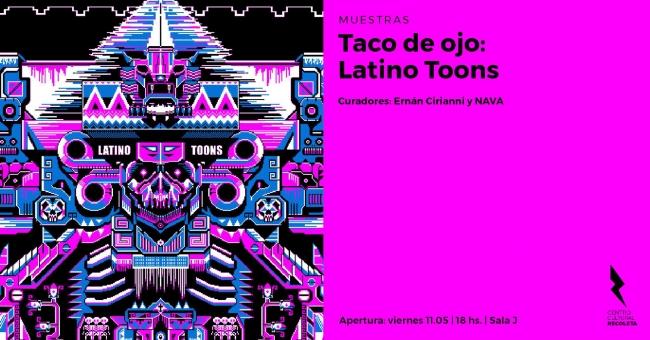 Taco de ojo: Latino Toons