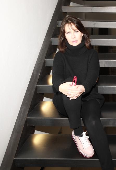 Francesca Leone - Fotografía de Marco Palombi — Cortesía de Acerca Comunicación