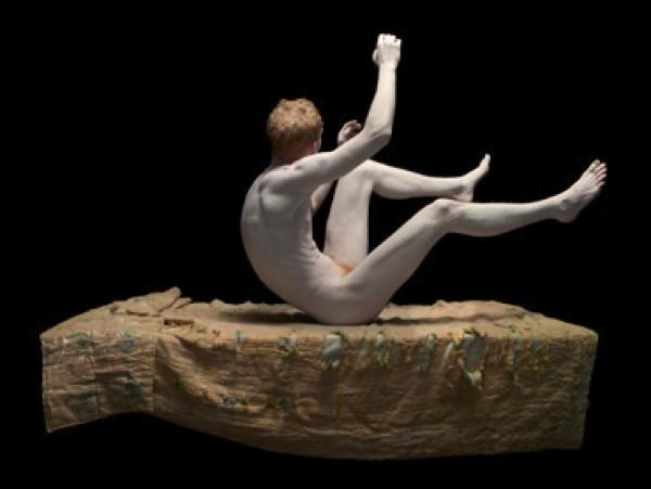 Nadav Kander, Nude XII (paint), 2010