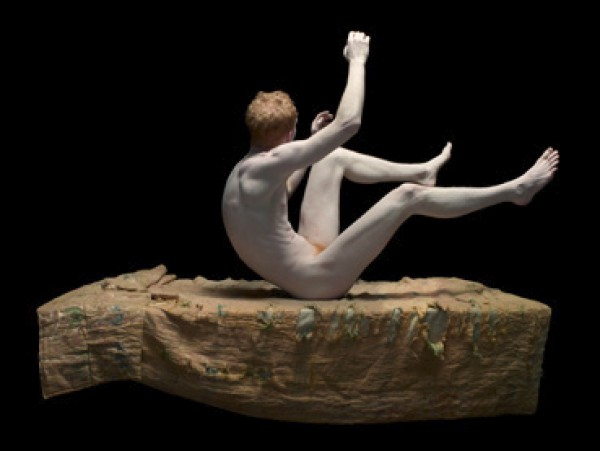 Nadav Kander, Nude XII (paint), 2010 | Ir al evento: 'Inner Condition'. Exposición en Centro Cultural Baños Árabes - Palacio Villardompardo / Jaén, España