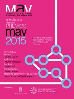 PREMIOS MAV 2015