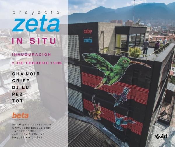 Proyecto Zeta: In Situ