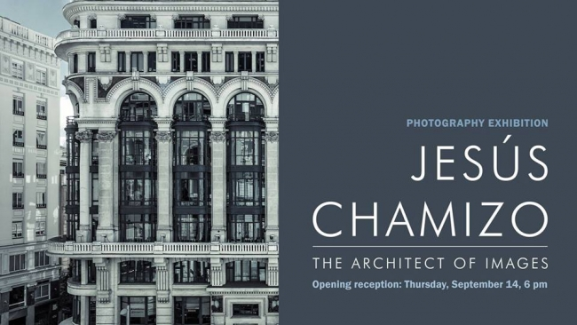 Jesús Chamizo. The Architect of Images