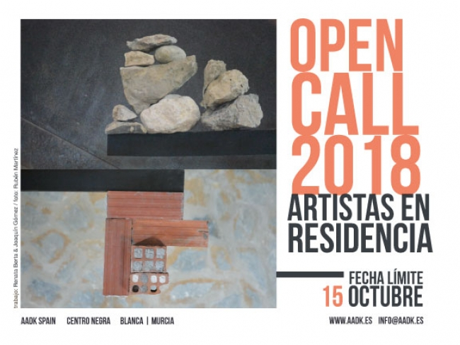 Open Call 2018
