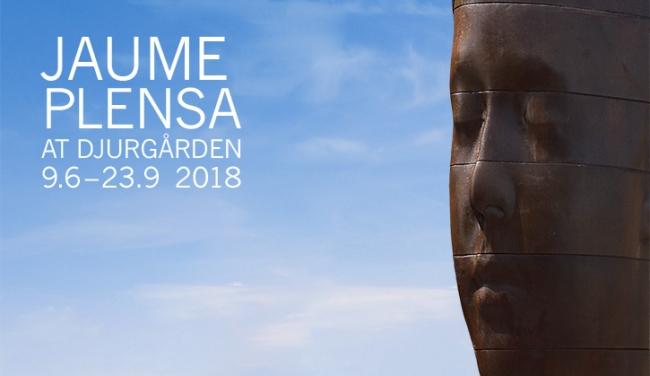Jaume Plensa at Djurgården