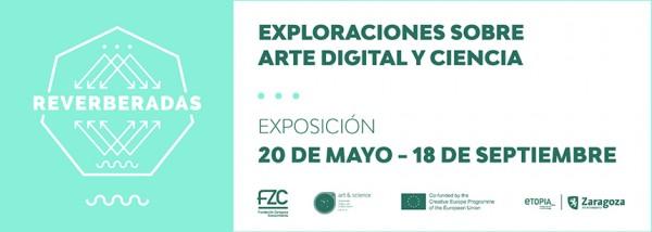 Reverberadas. Exploraciones sobre arte digital y ciencia