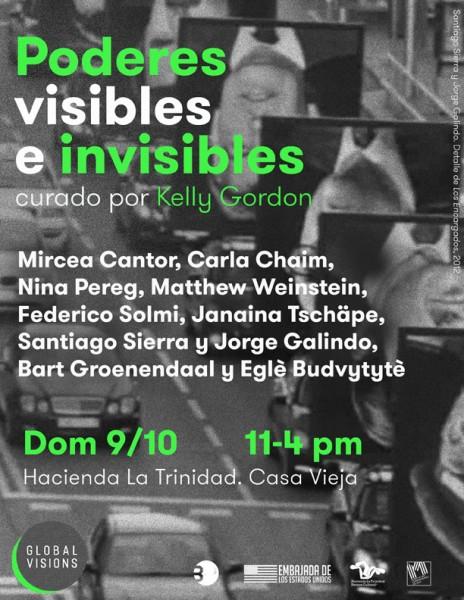 Poderes visibles e invisibles
