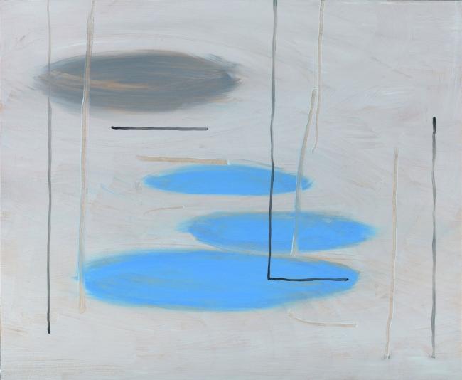 Untitled, 2017 (32) © Vicken Parsons. Courtesy Ivorypress | Ir al evento: 'On Reflection'. Exposición de Escultura, Pintura en Ivorypress / Madrid, España
