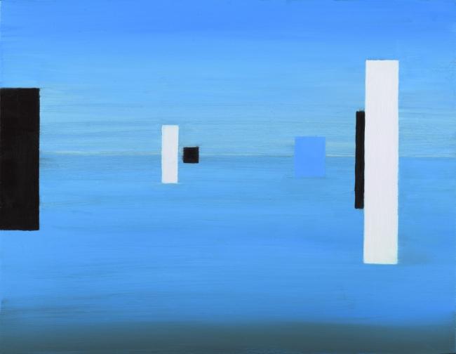Untitled, 2017 (37) © Vicken Parsons. Courtesy Ivorypress | Ir al evento: 'On Reflection'. Exposición de Escultura, Pintura en Ivorypress / Madrid, España