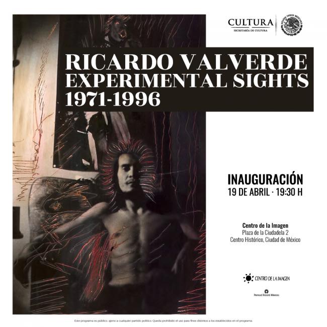 Ricardo Valverde. Experimental sights, 1971-1996