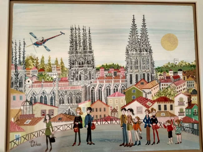 Laura Esteban – Cortesía de la galería Xerión | Ir al evento: 'Laura Esteban'. Exposición de Pintura en Xerión / A Coruña, España