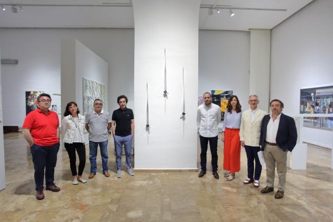 Jurado del premio — Cortesía de la Fundación Cañada Blanch