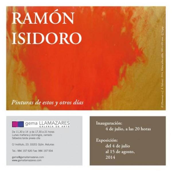 Ramón Isidoro, Pinturas de estos y otros días
