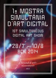 I Mostra Simultània d\'Art Digital