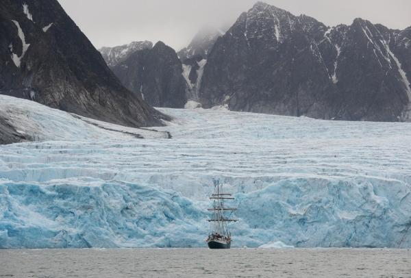 © Han Sungpil, Magdalenfjord, Spitsbergen, Sralbard 1