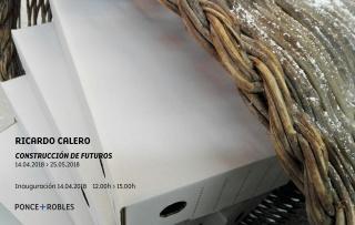 Ricardo Calero. Construcción de futuros
