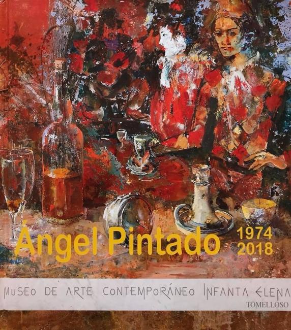 Ángel Pintado 1974-2018