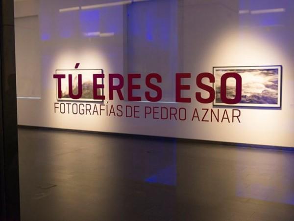 Tú eres eso. Fotografías de Pedro Aznar