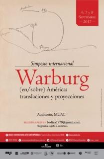 Simposio internacional. Warburg (en/sobre) América: translaciones y proyecciones