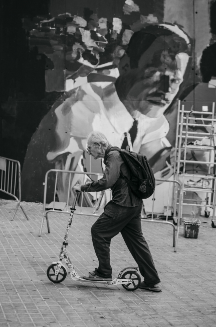Miquel Wert. Vida en sombras © Clara Antón – Cortesía de la Fundación Contorno Urbano