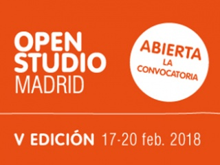 V Edición Open Studio Madrid 2018