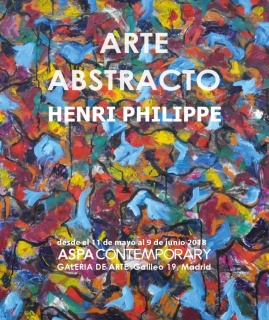 Henri Philippe- Arte Abstracto - Aspa Contemporary