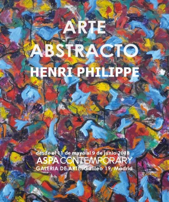 Henri Philippe- Arte Abstracto - Aspa Contemporary
