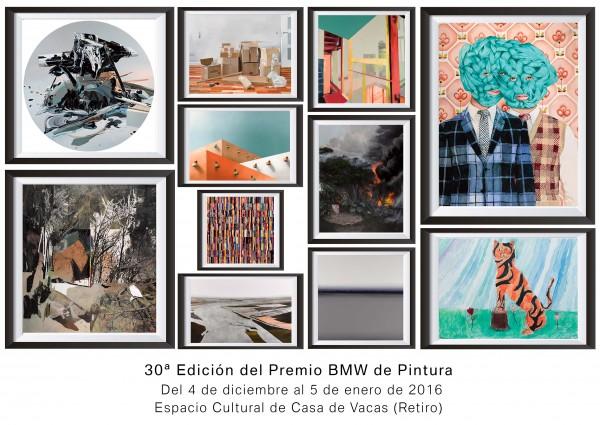 30ª Edición del Premio BMW de Pintura